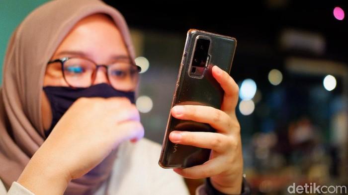 Pengguna Internet Indonesia Tembus 202,6 Juta (Foto: Adi Fida Rahman/detikINET)
