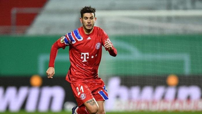 Lucas Hernandez Frustrasi tak jadi pilihan utama di Bayern Munich (Foto: Getty Images/Stuart Franklin)