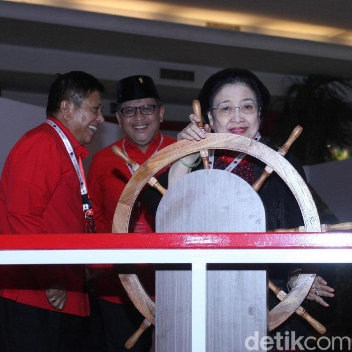 Megawati Soekarnoputri (Foto: Rifkianto Nugroho)