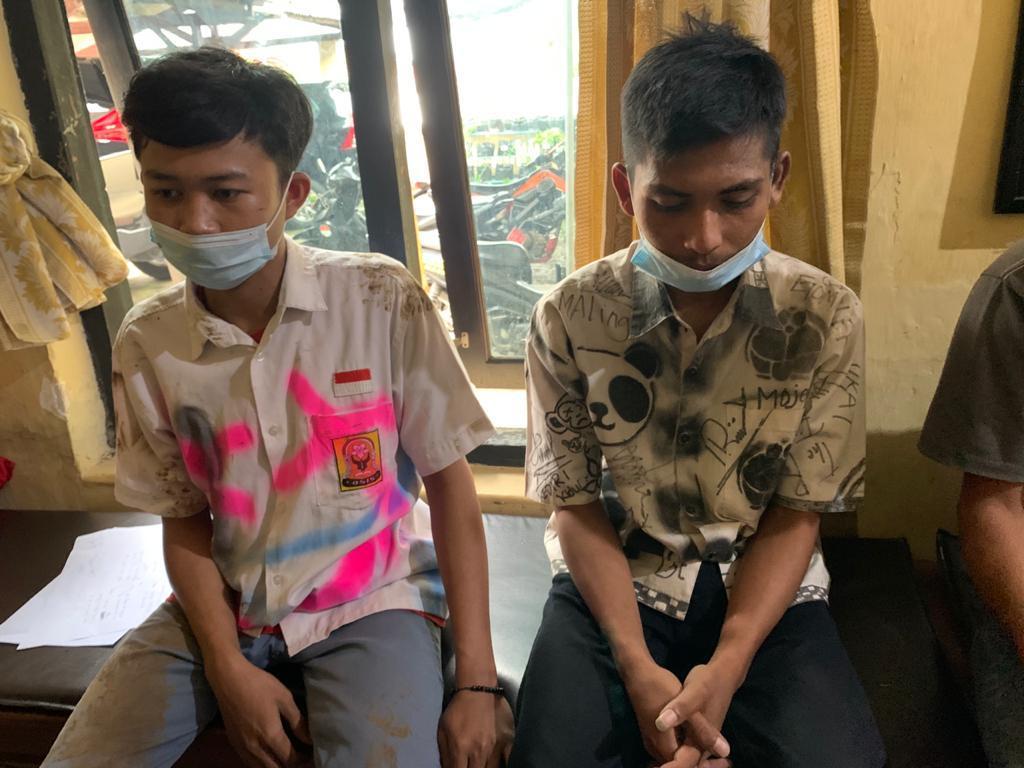 Dua pelajar korban pengeroyokan