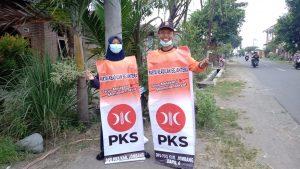 Foto Pengurus DPD PKS Jombang, Kusnan Fanani selaku Ketua Bidang Desa